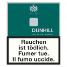 Dunhill Internat. Green Box