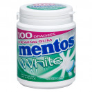 Mentos Gum White Green Mint 150g