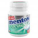 Mentos Gum White Green Mint 75g