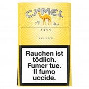 Camel Yellow Box